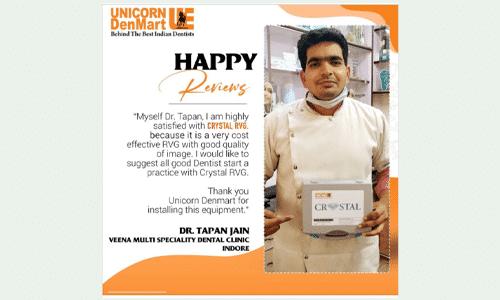 Dr. Tapan Jain