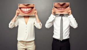Good Oral Health Condition