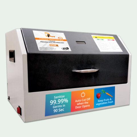 Flare UV-C Sanitization Box