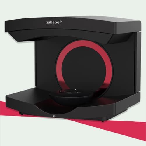 E1 Lab Scanner