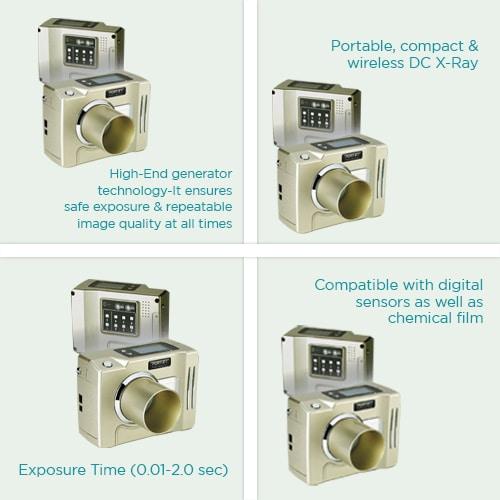Genoray Portable Dental X-Ray Machine- Port XII