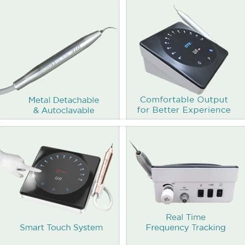 DTE U6 Dental Scaler Key Feature