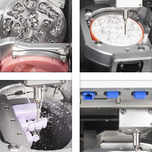 VHF S5 Milling Machine