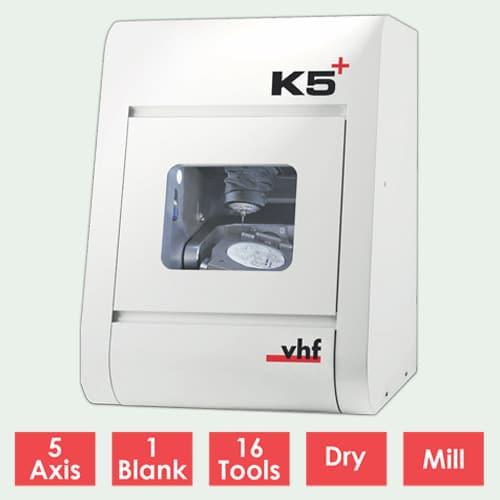 VHF K5 Plus Milling Machine