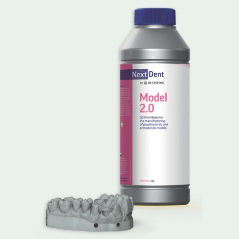 Nextdent Model 2.0