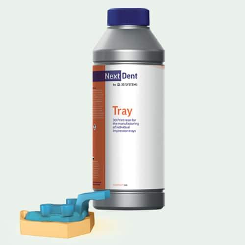 Next Dent Tray Resin