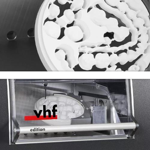 VHF K4 Edition - Dry Machining
