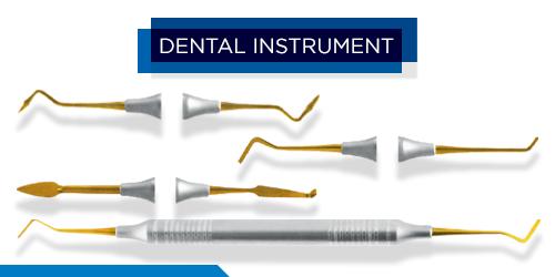 Dental Filling Instrument