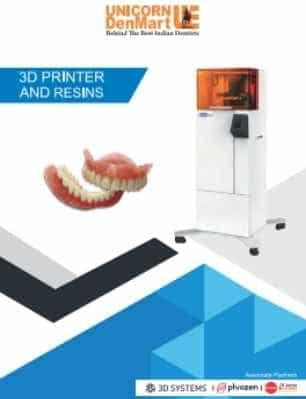 3d Printer and Resins