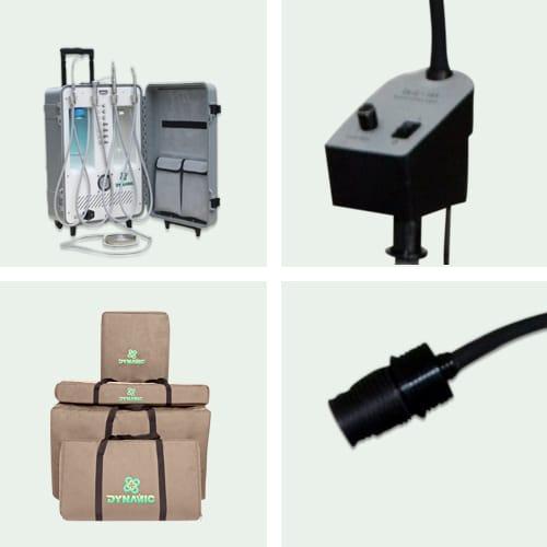 Portable Dental Chair Key Feature